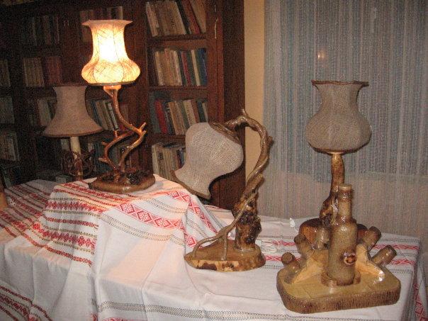 Unikatne rucno radjene lampe 1 - Goran Kuzeljevic - Turisticka prezentacija B...